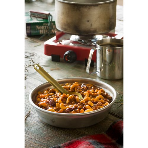 Display product reviews for Mountain House® Pro-Pak Chili Mac with Beef