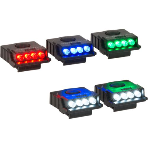 Cyclops Ultra Mini LED Cap Lights 4-Pack
