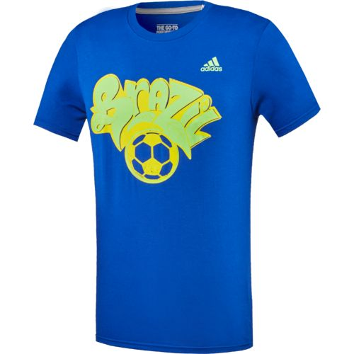 adidas™ Men's Brazil Country Pride T-shirt