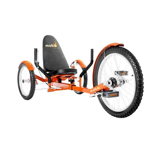 Mobo Cruiser Adults' Triton Pro 3-Wheel Cruiser