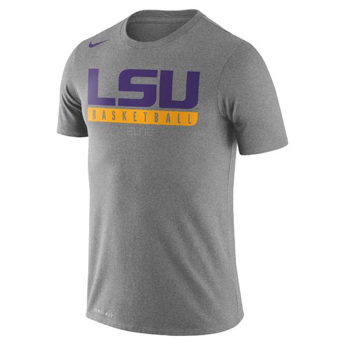 Nike Men's Louisiana State University Basketball Practice T-shirt