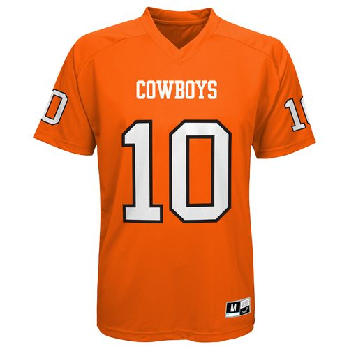 Gen2 Boys' Oklahoma State University Player #16 Performance T-shirt