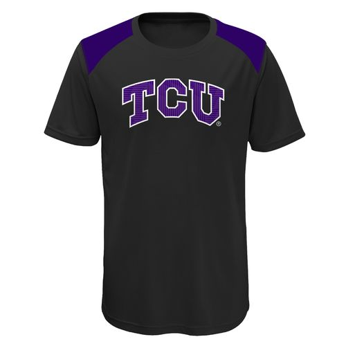 Gen2 Boys' Texas Christian University Ellipse Performance Top