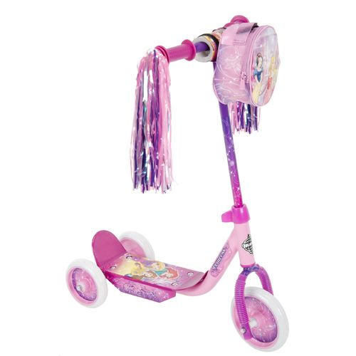 Display product reviews for Huffy Girls' Disney Princess 3-Wheel Scooter