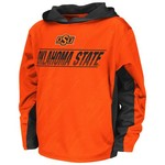 Colosseum Athletics™ Juniors' Oklahoma State University Sleet Pullover Hoodie
