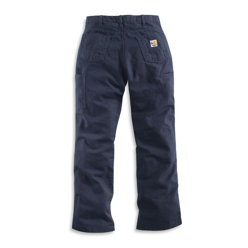 Carhartt Women's Flame Resistant Relaxed Fit Midweight Canvas Jean - view number 2