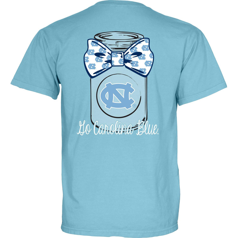 Blue 84 Women's University of North Carolina Mason Jar T-shirt