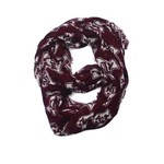 ZooZatz Women's Texas A&M University Infinity Scarf