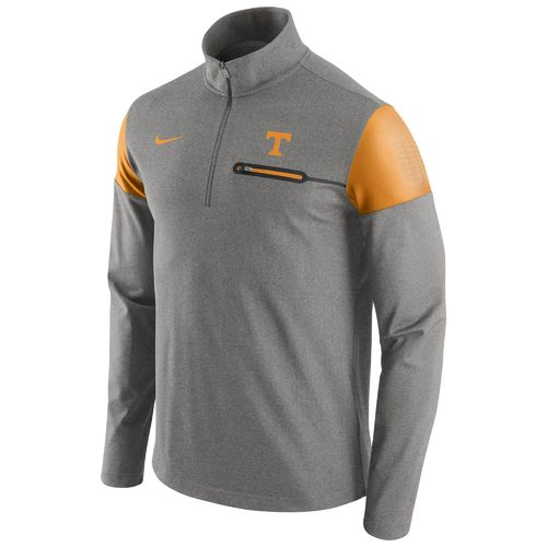 Nike™ Men's University of Tennessee Coaches Half Zip Jacket