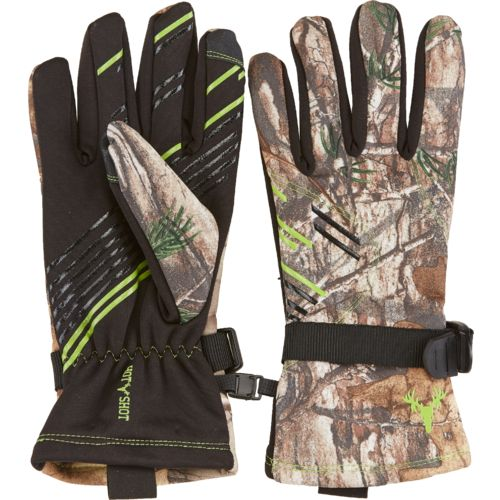 Hot Shot™ Men's Thermal CHR™ ATOM Touch Hunting Gloves 6-Pack