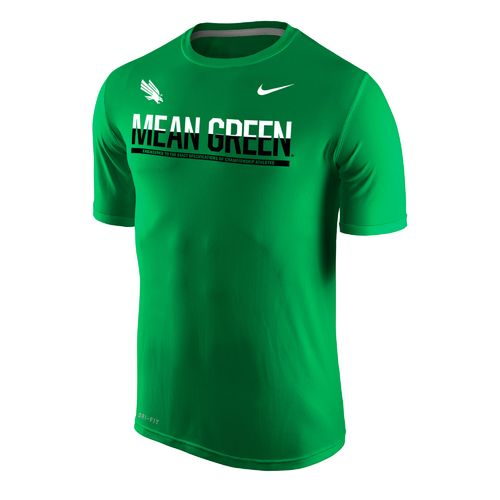 Nike™ Men's University of North Texas Dri-FIT Legend 2.0 T-shirt