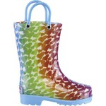 Austin Trading Co.™ Girls' Ombré Heart Boots