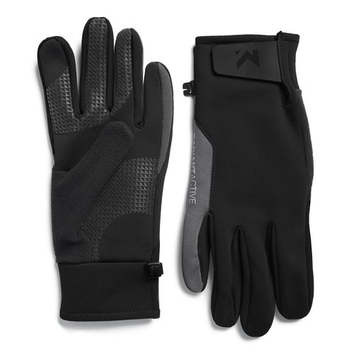 MISSION Men's RadiantActive Midweight Performance Gloves