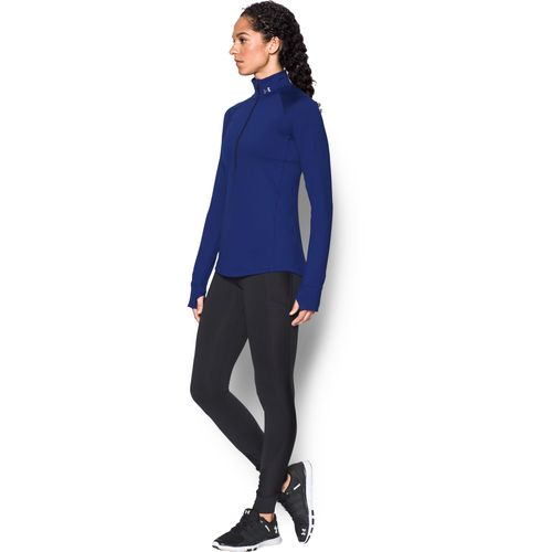 Under Armour Women's ColdGear 1/2 Zip Long Sleeve Pullover - view number 4