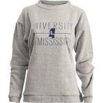 Three Squared Juniors' University of Mississippi Odessa Terry Top