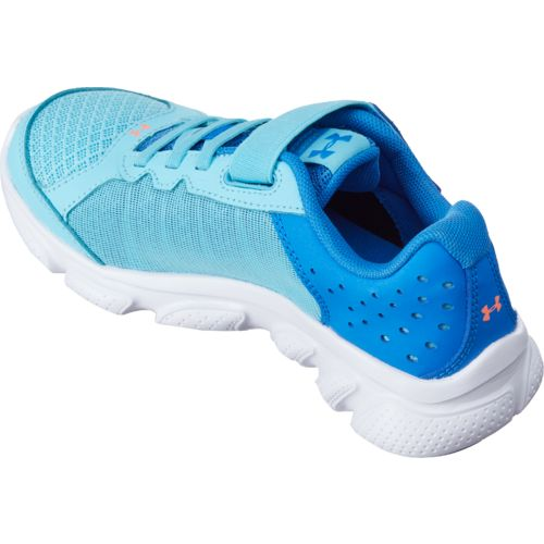 Under Armour Girls' Pre-School Assert 6 Running Shoes - view number 3