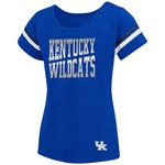 Colosseum Athletics™ Girls' University of Kentucky Fading Dot T-shirt - view number 1