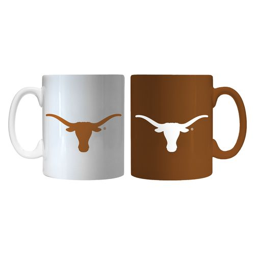 Boelter Brands University of Texas Home and Away Mug Set