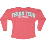 Boxercraft Women's Texas Tech University Pom Pom Jersey