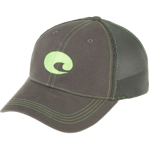 Costa Del Mar Men's Neon Trucker Hat