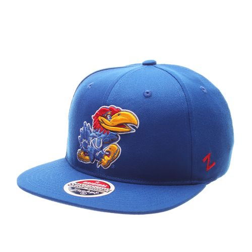 Zephyr Men's University of Kansas Z11 Snapback Adjustable Cap