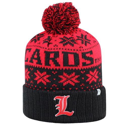 Top of the World Men's University of Louisville Subarctic Knit Cap