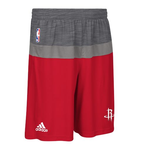 adidas™ Men's Houston Rockets Pregame Short