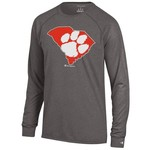Champion™ Men's Clemson University Long Sleeve T-shirt