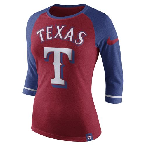 Nike Women's Texas Rangers Triblend T-shirt