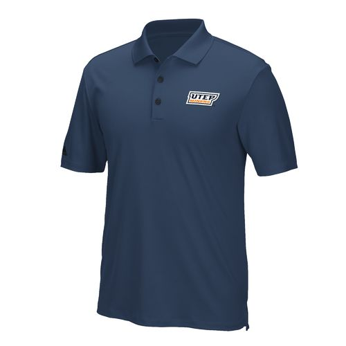 adidas Men's University of Texas at El Paso 3-Stripe Polo Shirt - view number 1