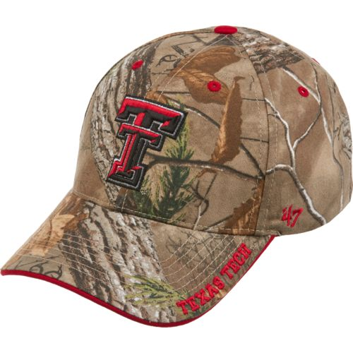 '47 Men's Texas Tech University Realtree Frost Cap