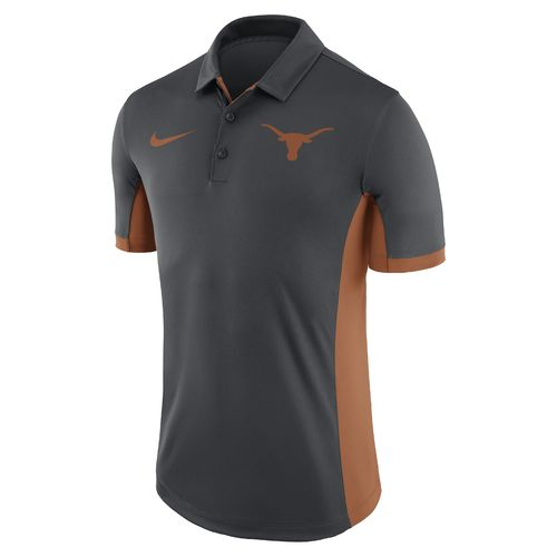 Nike Men's University of Texas Dri-FIT Evergreen Polo Shirt