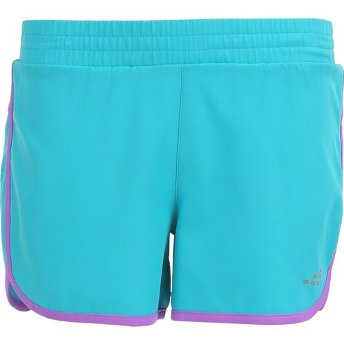 BCG Girls' Colorblock Moisture Wicking Running Short