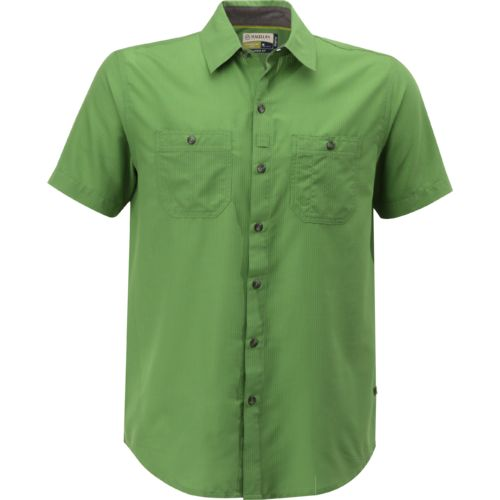 Magellan outdoors men 39 s caprock short sleeve shirt academy for Short sleeve mens dress shirts clearance