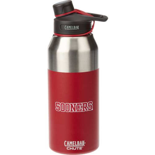 CamelBak University of Oklahoma Chute Vacuum Insulated 40 oz. Bottle - view number 1