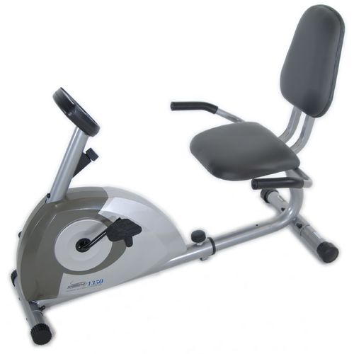Stamina® Magnetic Recumbent 1350 Exercise Bike - view number 4