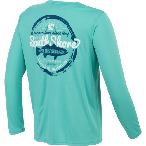 CCA™ Men's Long Sleeve Moisture Management Shirt