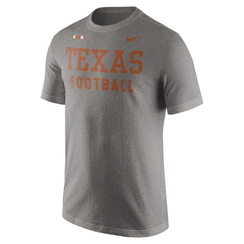 Nike Men's University of Texas Facility T-shirt - view number 1