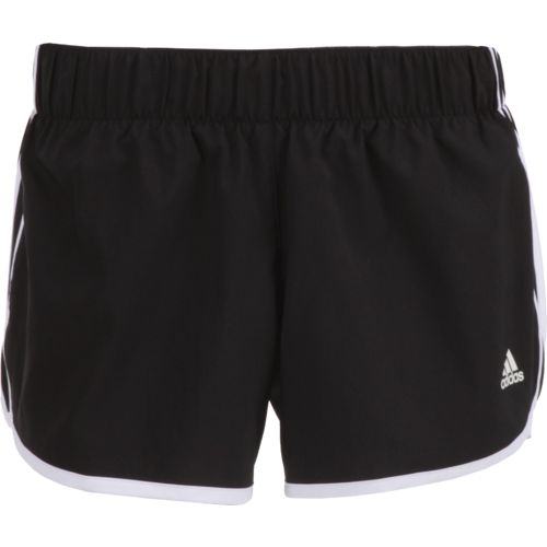 adidas Women's M10 Woven 3-Stripes Short - view number 3