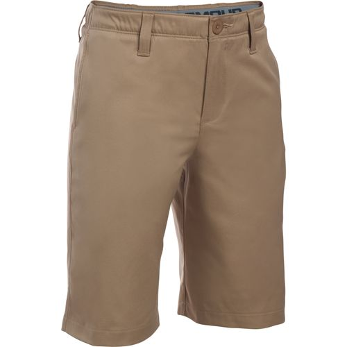 Under Armour Boys' Match Play Golf Short