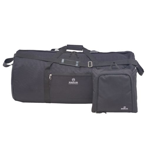 Display product reviews for Magellan Outdoors 34 in Barrel Duffel Bag