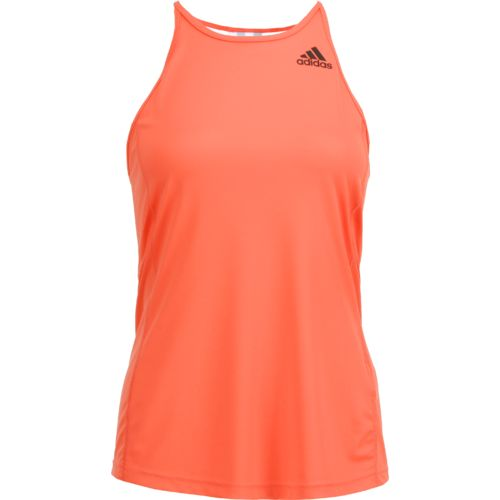 Display product reviews for adidas Women's Step Up Tank Top