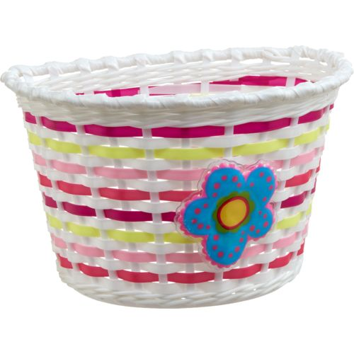 Schwinn Girls' Bicycle Flower Basket