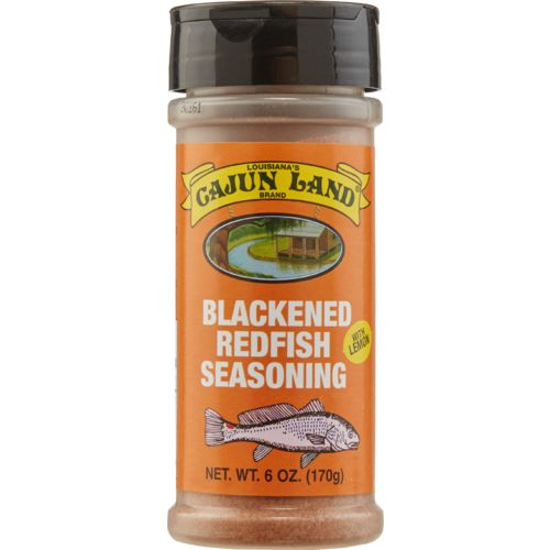 Display product reviews for Cajun Land Brand 6 oz Blackened Seasoning