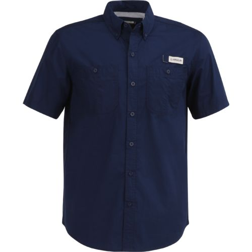 Magellan Outdoors Men's Padre Island Short Sleeve Shirt