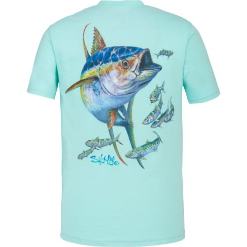 Salt Life Men's Yellowfin Short Sleeve T-shirt