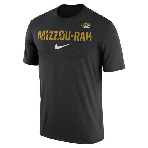 Nike Men's University of Missouri Legends Ignite Verbiage T-shirt - view number 1