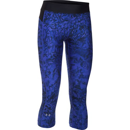 Display product reviews for Under Armour Women's HeatGear Armour Printed Capri Pant