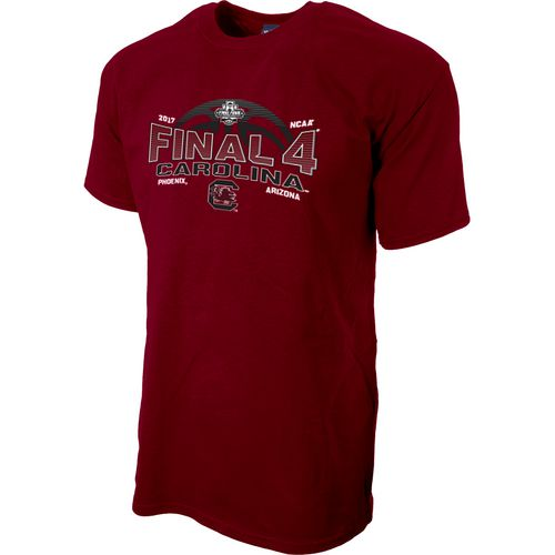 Blue 84 Men's University of South Carolina MF4 Basketball Crush '17 T-shirt