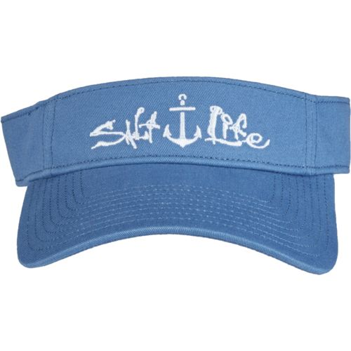 Salt Life Women's Signature Anchor Visor